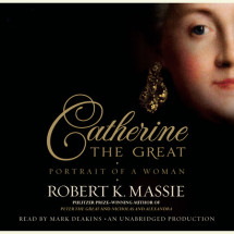 Catherine the Great: Portrait of a Woman Cover