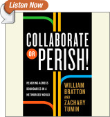 Collaborate or Perish!