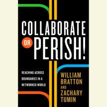 Collaborate or Perish! Cover