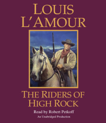 The Riders of High Rock Cover