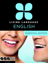 Living Language English, Essential Edition (ESL/ELL) Cover