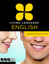 Living Language English, Complete Edition (ESL/ELL) Cover