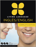 Living Language English for Spanish Speakers, Complete Edition (ESL/ELL)