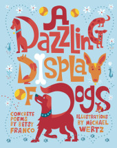 A Dazzling Display of Dogs Cover