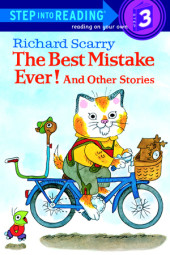 The Best Mistake Ever! and Other Stories Cover