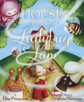 The House at the End of Ladybug Lane Cover