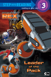 Leader of the Pack (Generator Rex) Cover