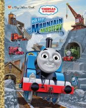 Blue Mountain Mystery (Thomas & Friends) Cover