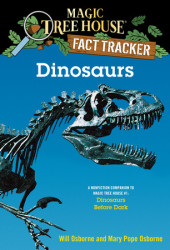 Magic Tree House Fact Tracker #1: Dinosaurs Cover