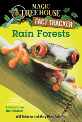 Magic Tree House Fact Tracker #5: Rain Forests Cover
