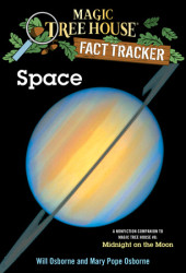 Magic Tree House Fact Tracker #6: Space Cover