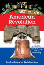 Magic Tree House Fact Tracker #11: American Revolution Cover