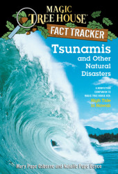 Magic Tree House Fact Tracker #15: Tsunamis and Other Natural Disasters Cover