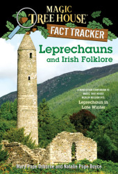 Magic Tree House Fact Tracker #21: Leprechauns and Irish Folklore Cover