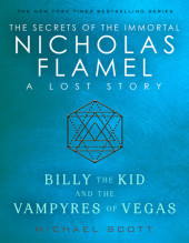 Billy the Kid and the Vampyres of Vegas Cover