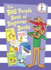 The Big Purple Book of Beginner Books Cover
