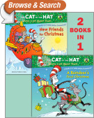 A Reindeer's First Christmas/New Friends for Christmas (Dr. Seuss/Cat in the Hat)