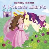 A Princess Like Me Cover