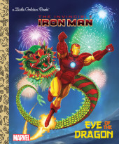 Eye of the Dragon (Marvel: Iron Man) Cover