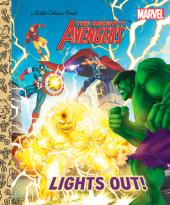 Lights Out! (Marvel: Mighty Avengers) Cover
