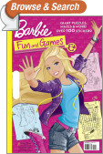 Barbie Fun and Games (Barbie)