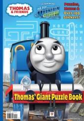 Thomas' Giant Puzzle Book (Thomas & Friends)