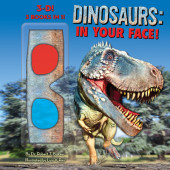 Dinosaurs: In Your Face! Cover