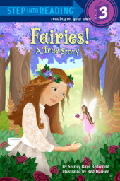 Fairies! A True Story Cover