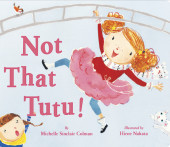 Not That Tutu! Cover
