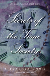 Secrets of the Time Society Cover