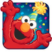 Elmo's Big Birthday Bash! - A Step Into Reading App Cover