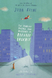 The Terrible Thing that Happened to Barnaby Brocket Cover