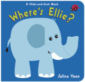 Where's Ellie? Cover