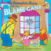 The Berenstain Bears and the Blame Game Cover