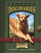 Dog Diaries #1: Ginger Cover