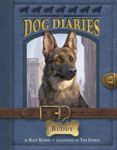 Dog Diaries #2: Buddy Cover