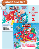 The Super Friends Save Christmas/Race to the North Pole (DC Super Friends)