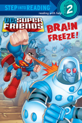 Brain Freeze! (DC Super Friends) Cover
