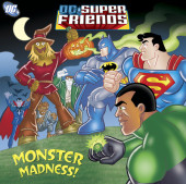 Monster Madness! (DC Super Friends) Cover