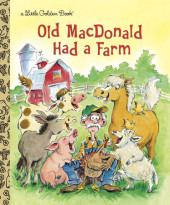 Old MacDonald Had a Farm Cover