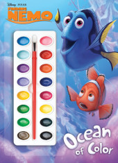 Ocean of Color (Disney/Pixar Finding Nemo) Cover