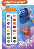 Ocean of Color (Disney/Pixar Finding Nemo)