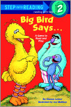 Big Bird Says... (Sesame Street)