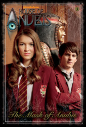 The Mask of Anubis (House of Anubis) Cover