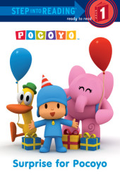Surprise for Pocoyo (Pocoyo) Cover