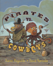 Pirates vs. Cowboys Cover