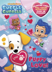 Puppy Love! (Bubble Guppies) Cover