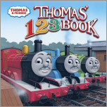 Thomas' 123 Book (Thomas & Friends)