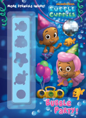 Bubble Party! (Bubble Guppies) Cover