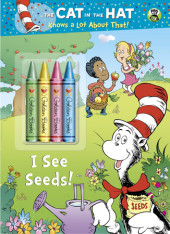 I See Seeds! (Dr. Seuss/Cat in the Hat) Cover